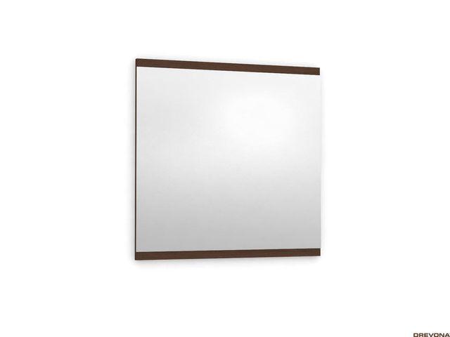 Zrkadlo do kúpeľne 60x60 wenge REA REST 7