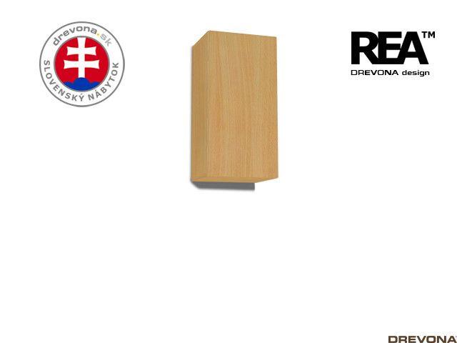 Zvislá skrinka buk REA REBECCA 9