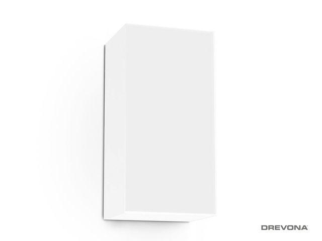 Zvislá skrinka biela REA REBECCA 9