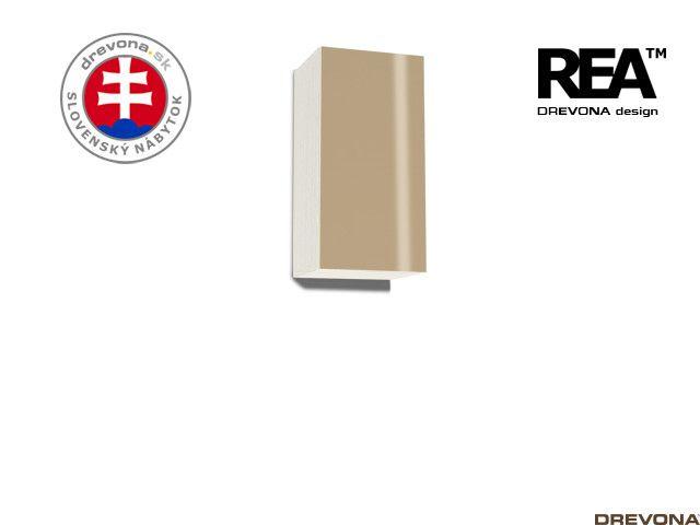 Zvislá skrinka navarra/cap lacobel REBECCA 9