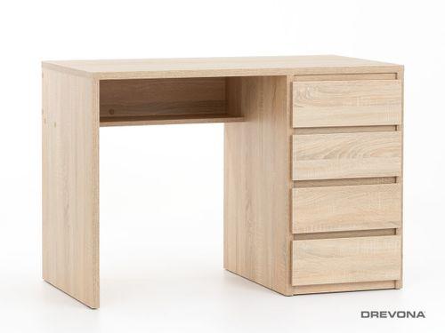 Stôl pravý dub bardolíno RP POLO 2
